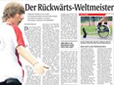 Artikel in der Abendzeitung Sebastian Niedner